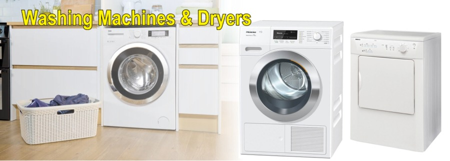 Ben Sweeney Electrical, County Donegal  for Washing machines and dryers